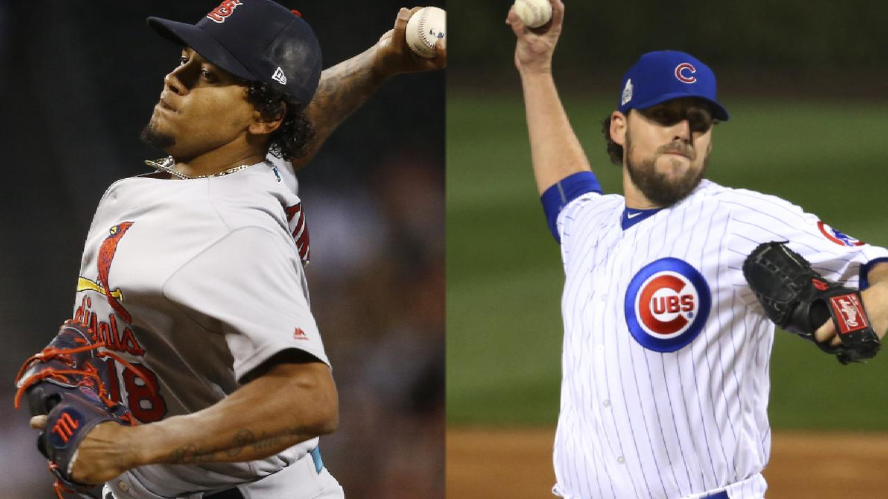 It's gut-check time as Cubs face stiff test