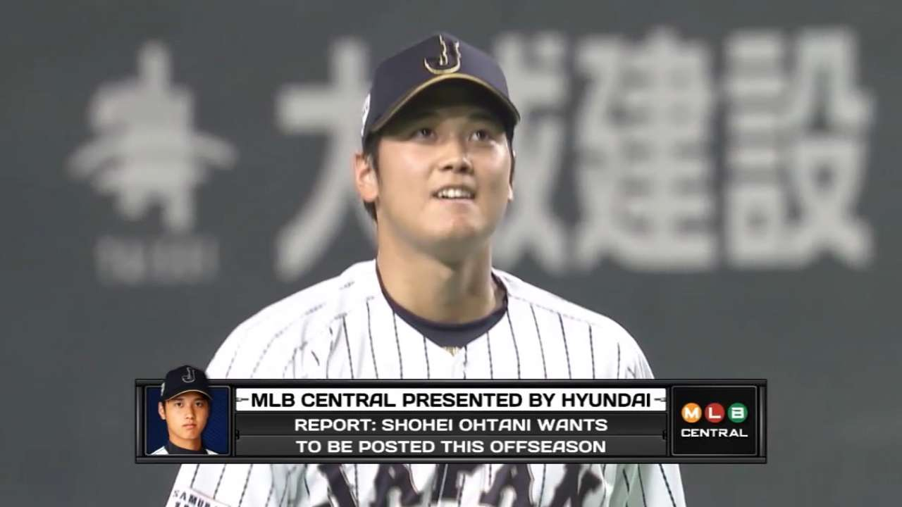 Morosi on latest Ohtani news