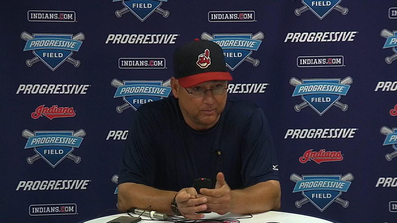 Francona on making history