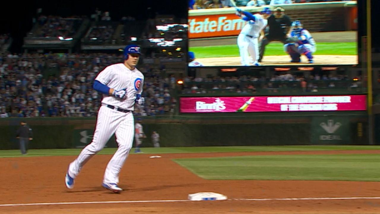 Rizzo's huge offensive night