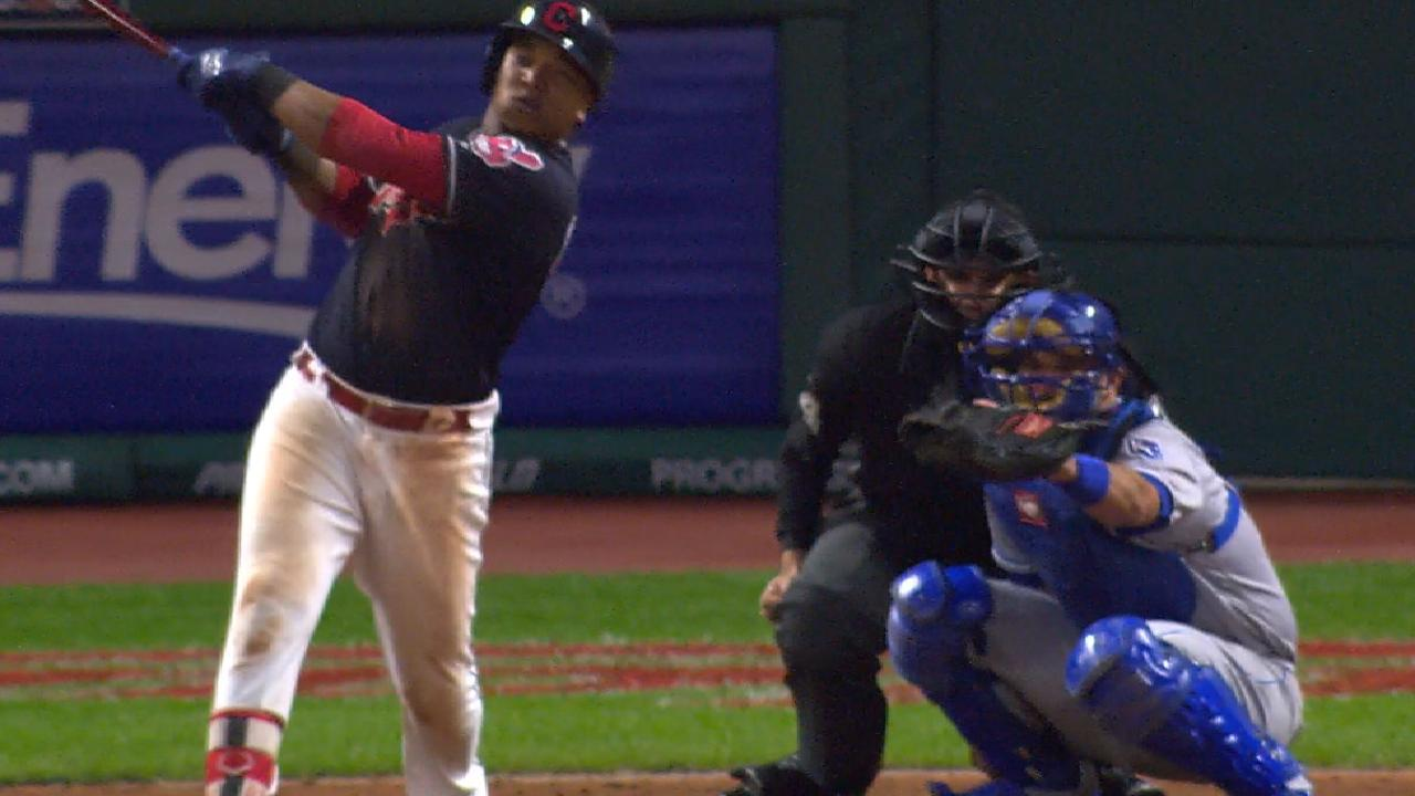 Ramirez's four-hit night