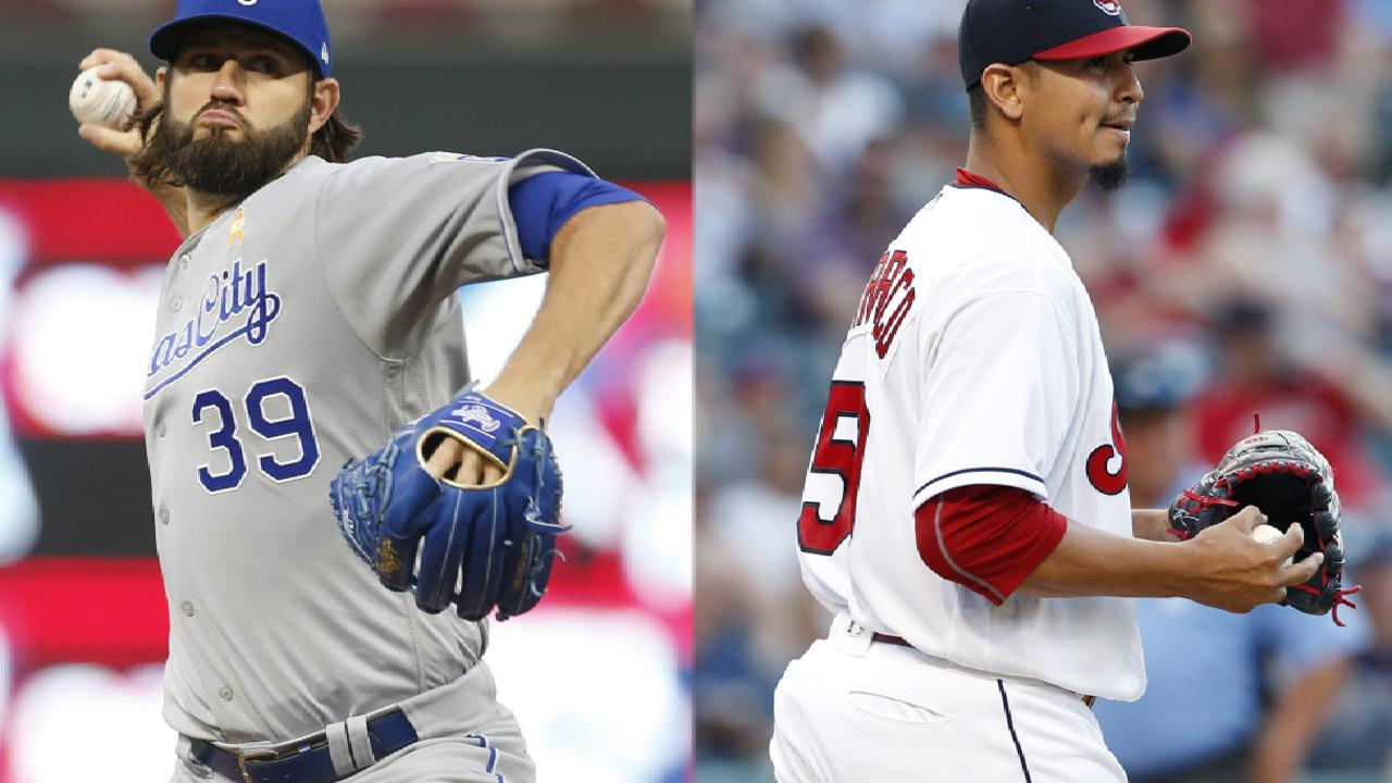 Tribe, Astros look to clinch divisions on MLB.TV