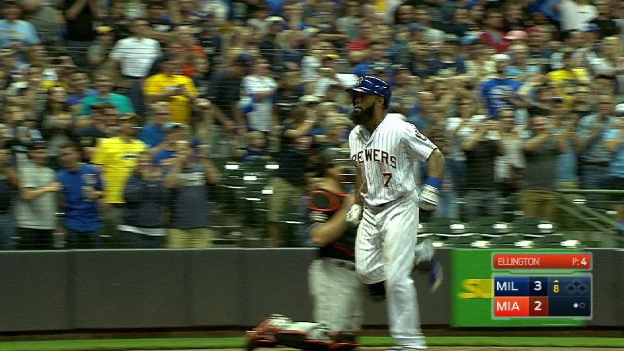 Thames' go-ahead solo home run