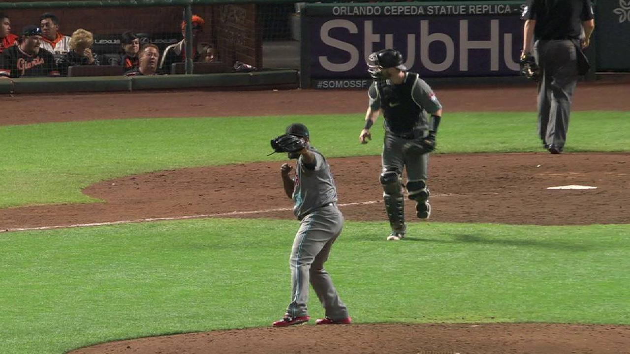 Rodney notches 298th career save