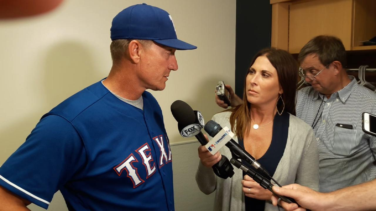 Rangers' injury woes adding up down stretch