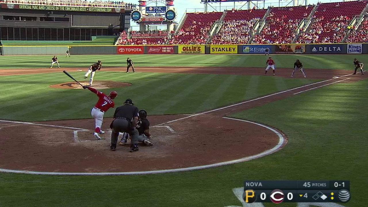 Diaz's impressive pickoff