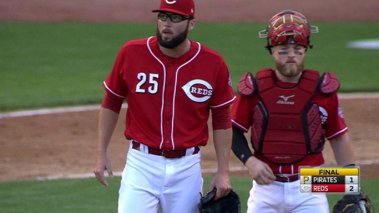 Reds working on mechanical issues with Reed