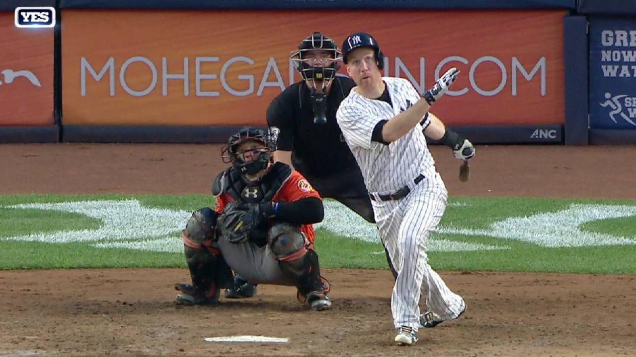 Todd Frazier's two-run smash