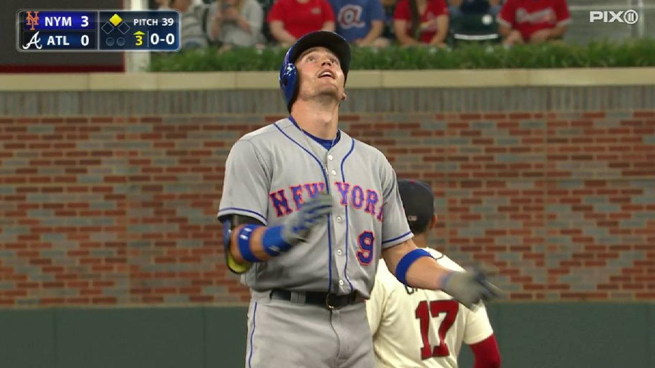 Nimmo's RBI double