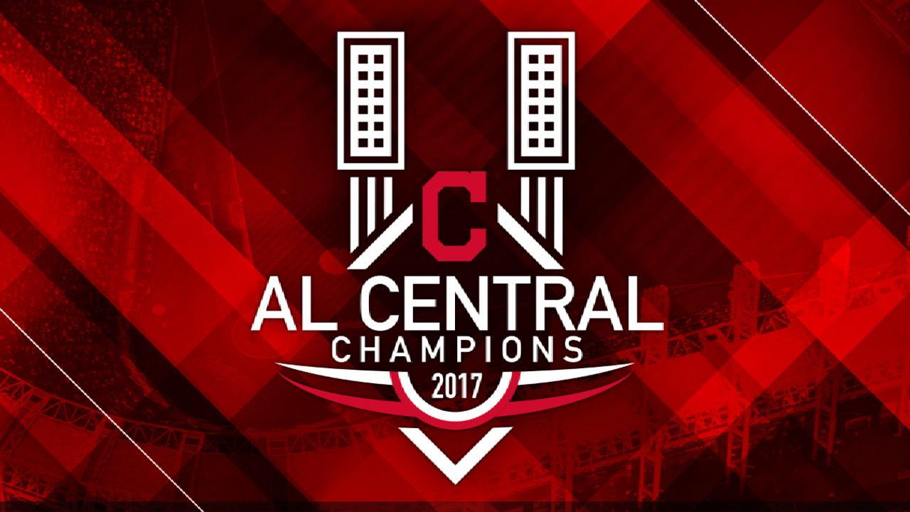 AL Central champs - again