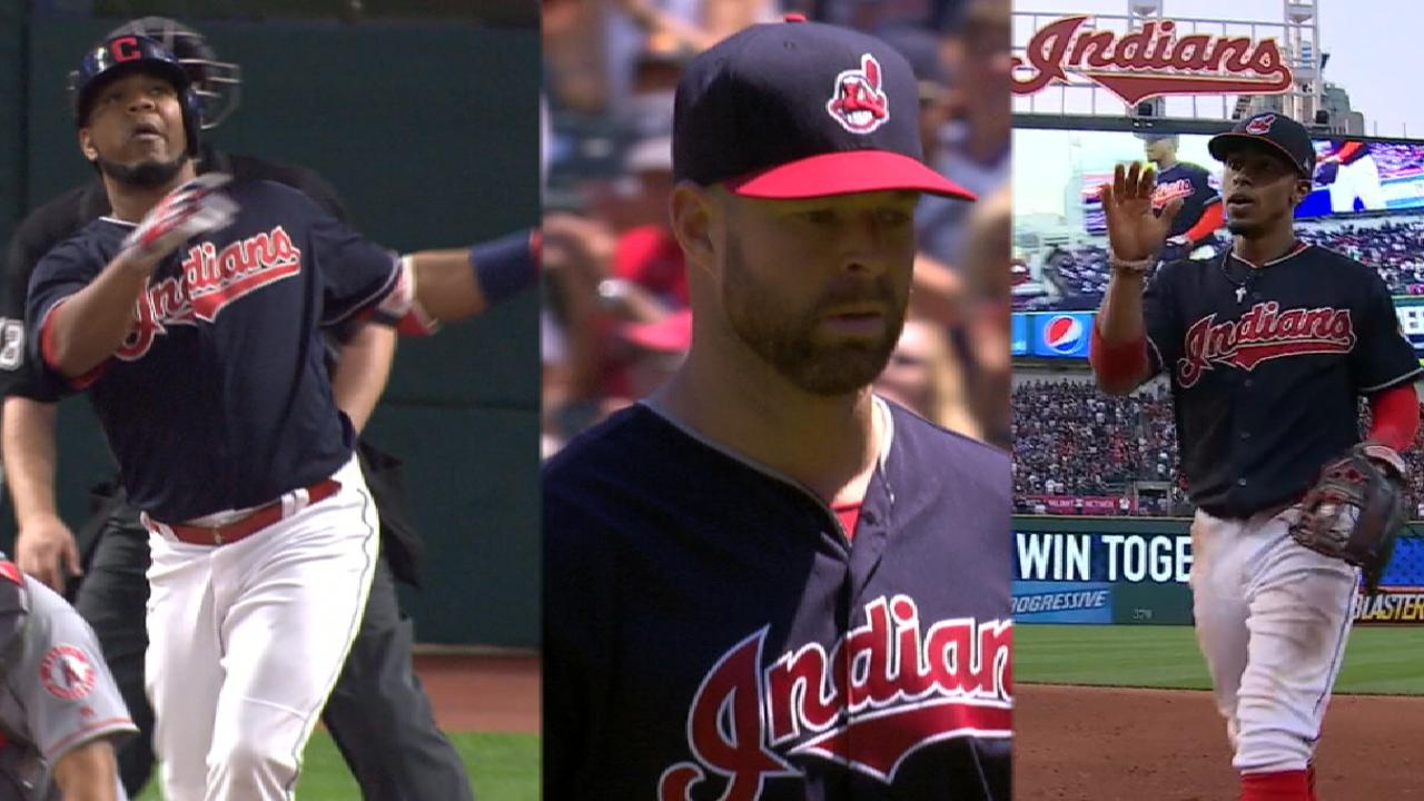How They Got There: Indians