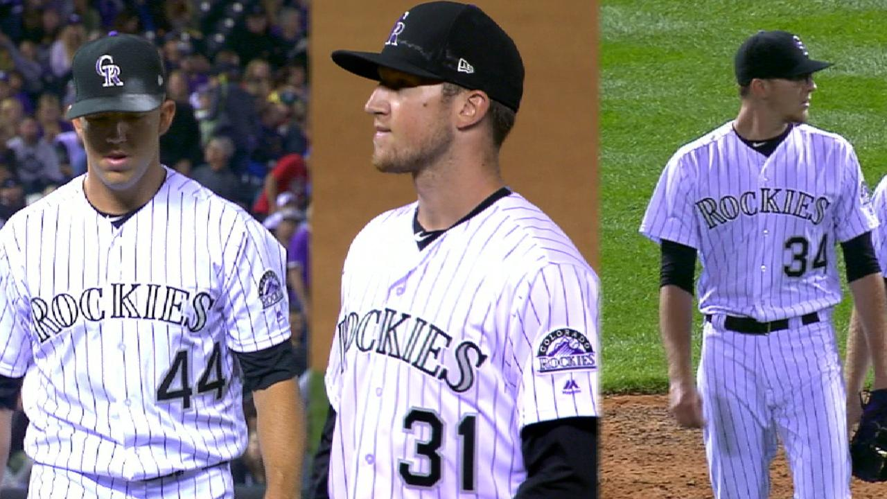 Rox roll to 16-0 rout after Anderson dazzles