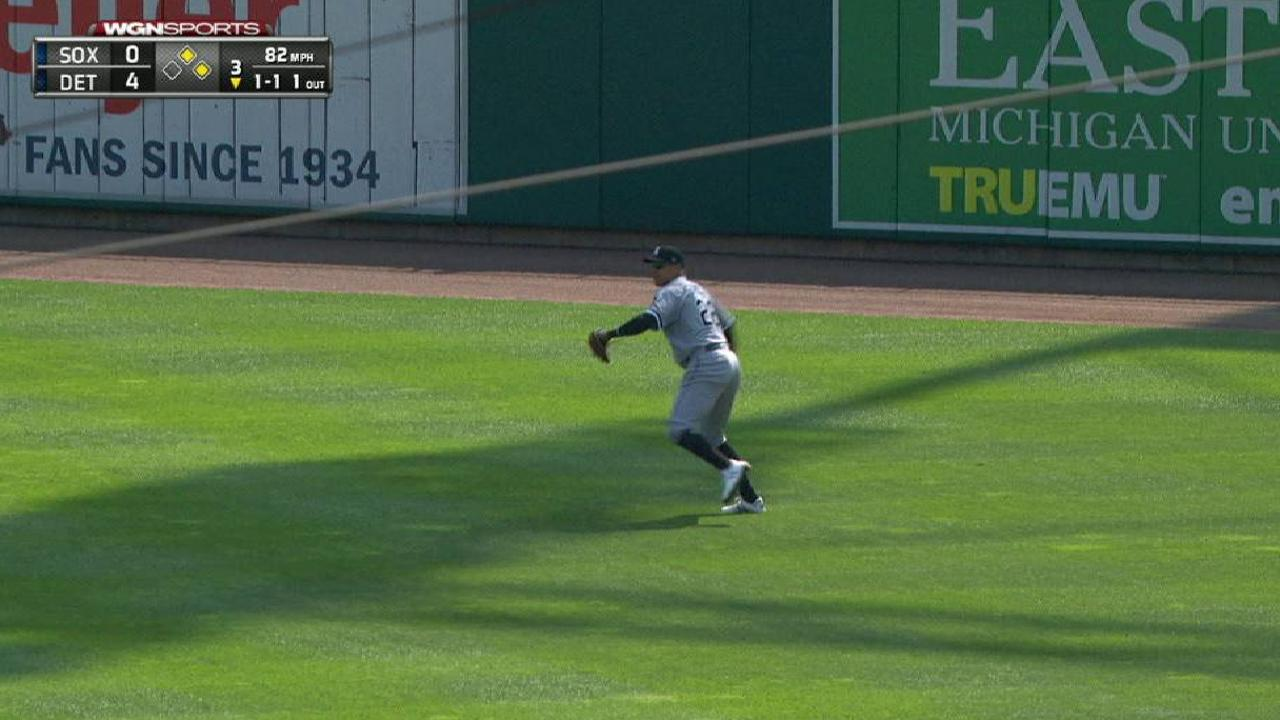 White Sox held to 1 hit by Boyd in Detroit