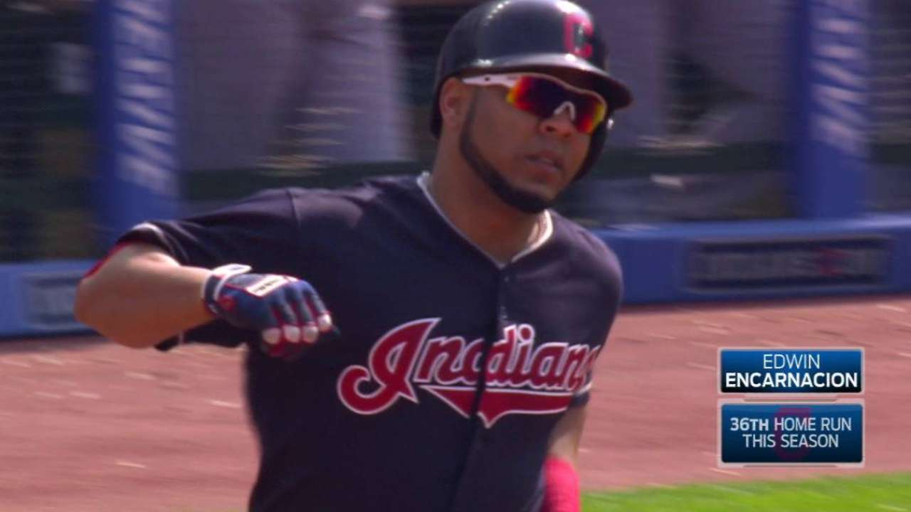 Tribe edges Royals behind EE, crisp Kluber