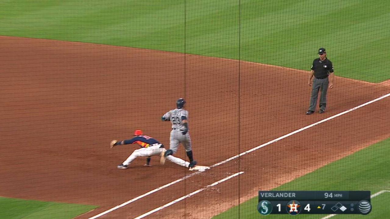 Correa starts smooth 6-4-3 DP