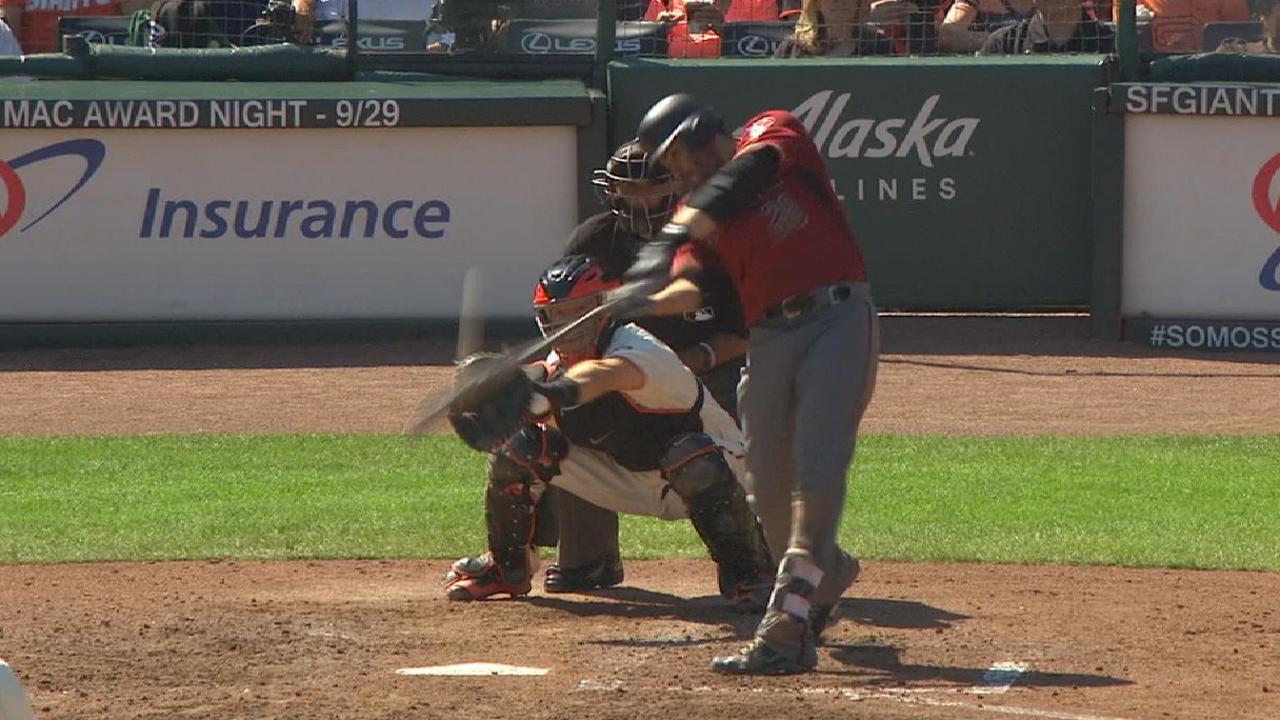 Martinez's 40th homer