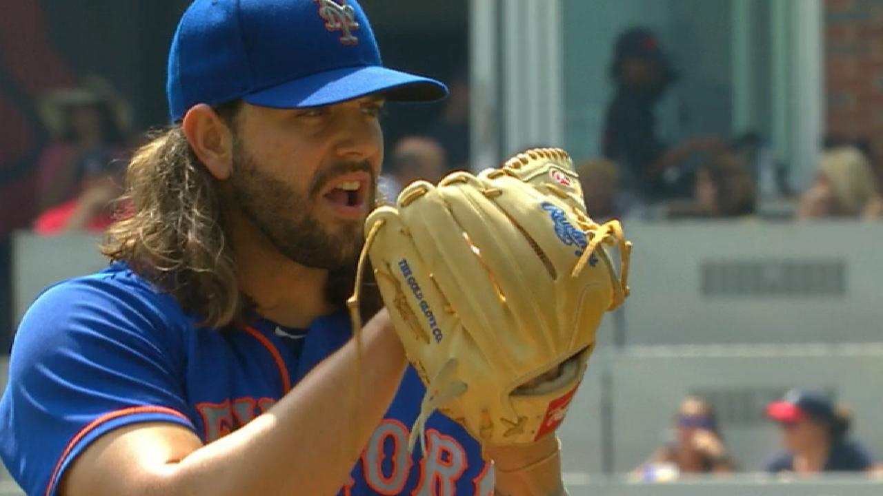 Gsellman guides Mets past Braves in finale