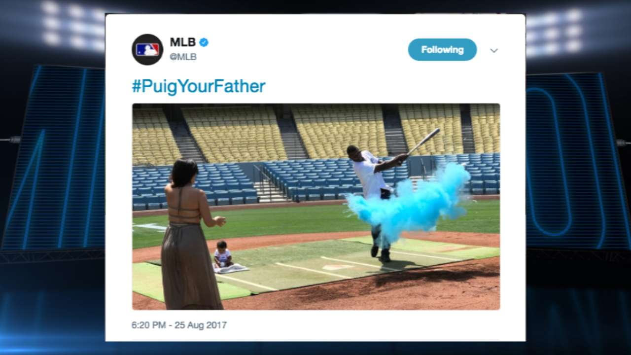 Personality of the Year: Puig