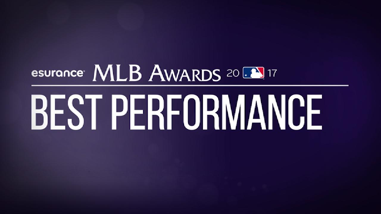 Best performance: no-no, 4 HRs or 10 RBIs?