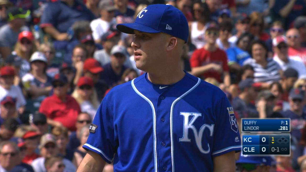 Inbox: What's in store for the Royals' rotation?