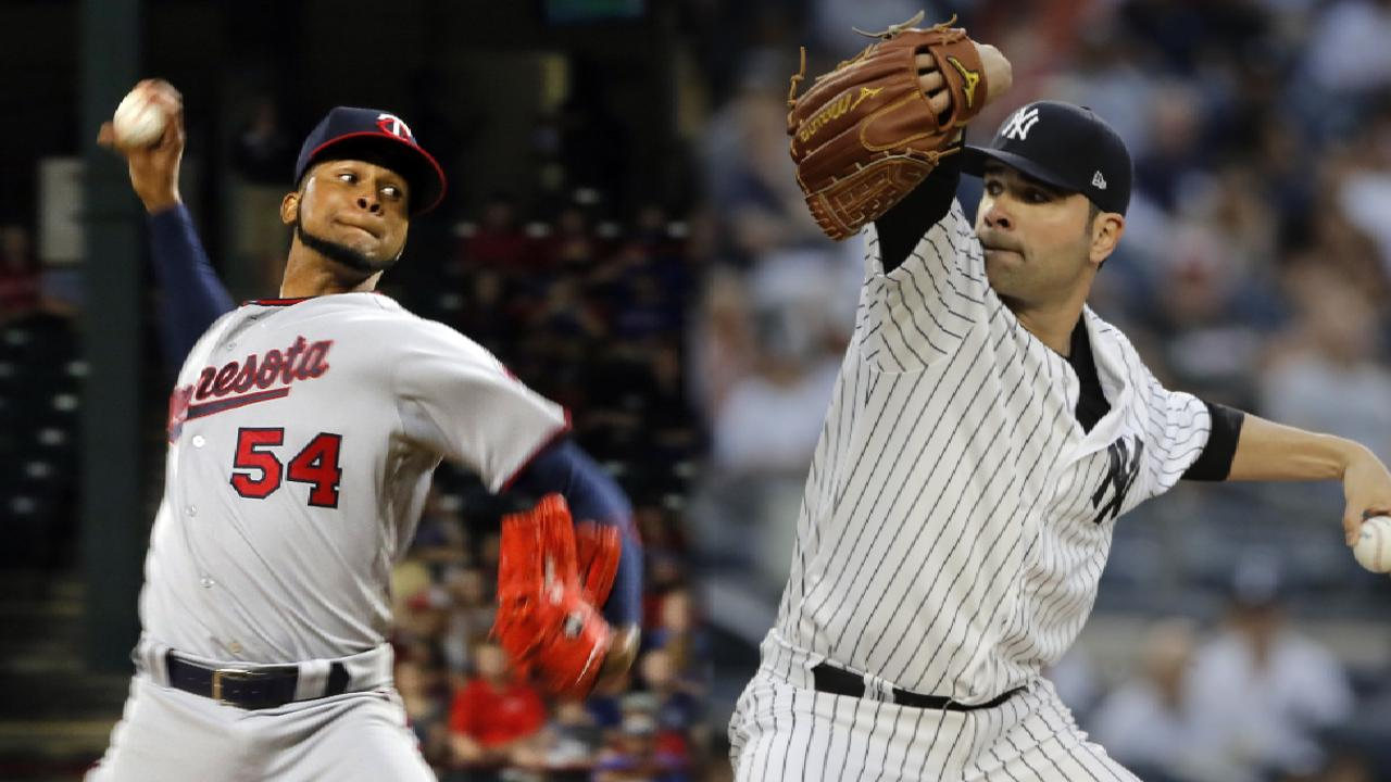 AL Wild Card holders clash on MLB.TV