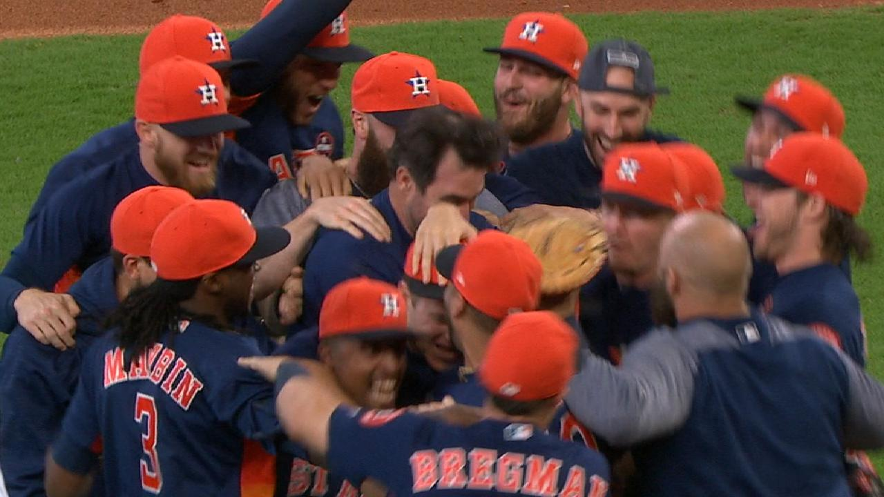 Before they were postseason bound: Astros