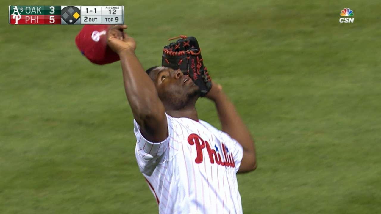 Bullpen of the Week: Phillies