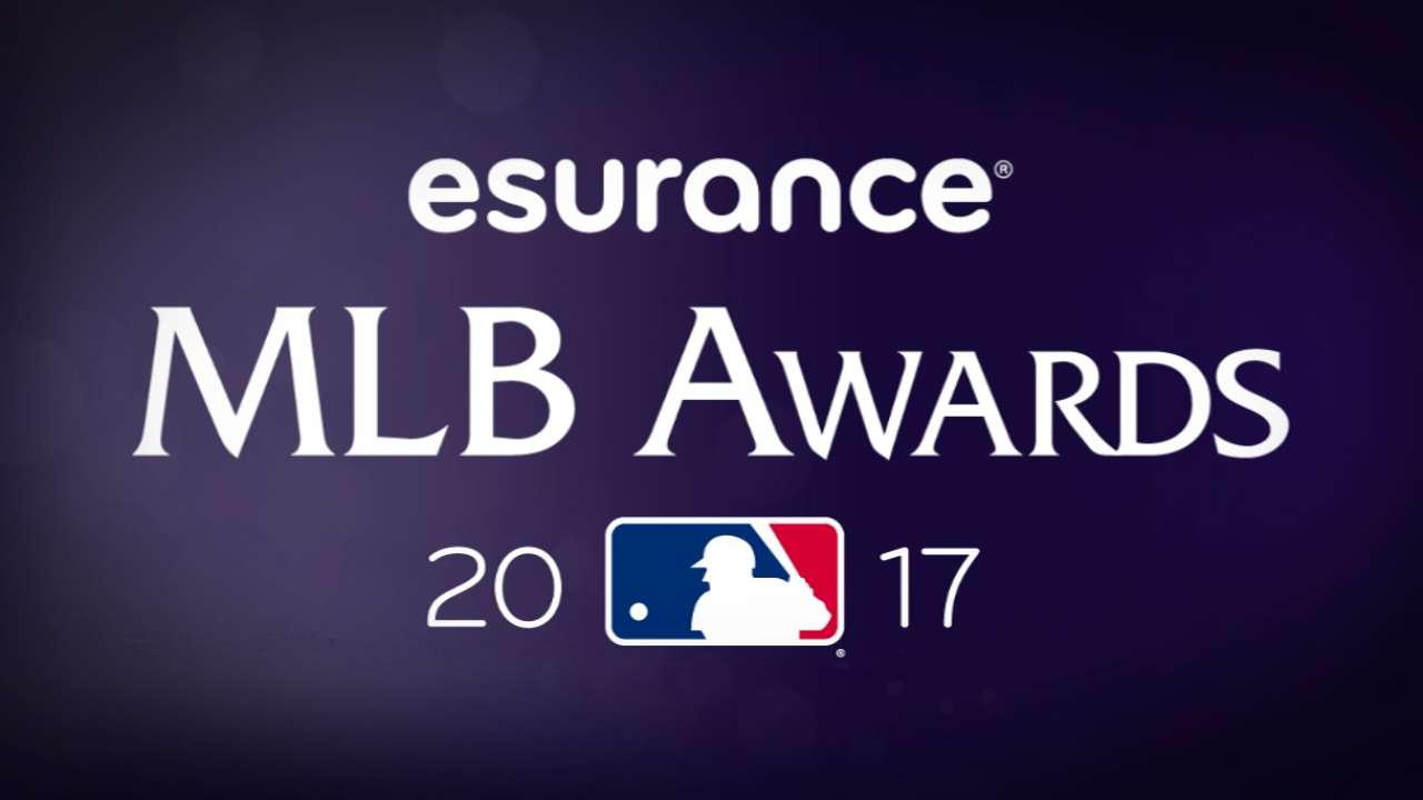 Voting begins for Esurance MLB Awards