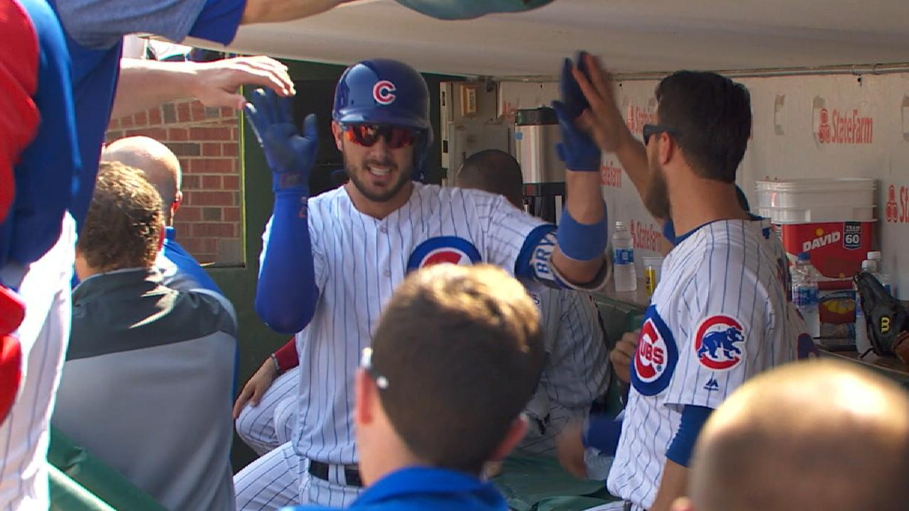 Maddon leads Cubs into Trop on MLB.TV