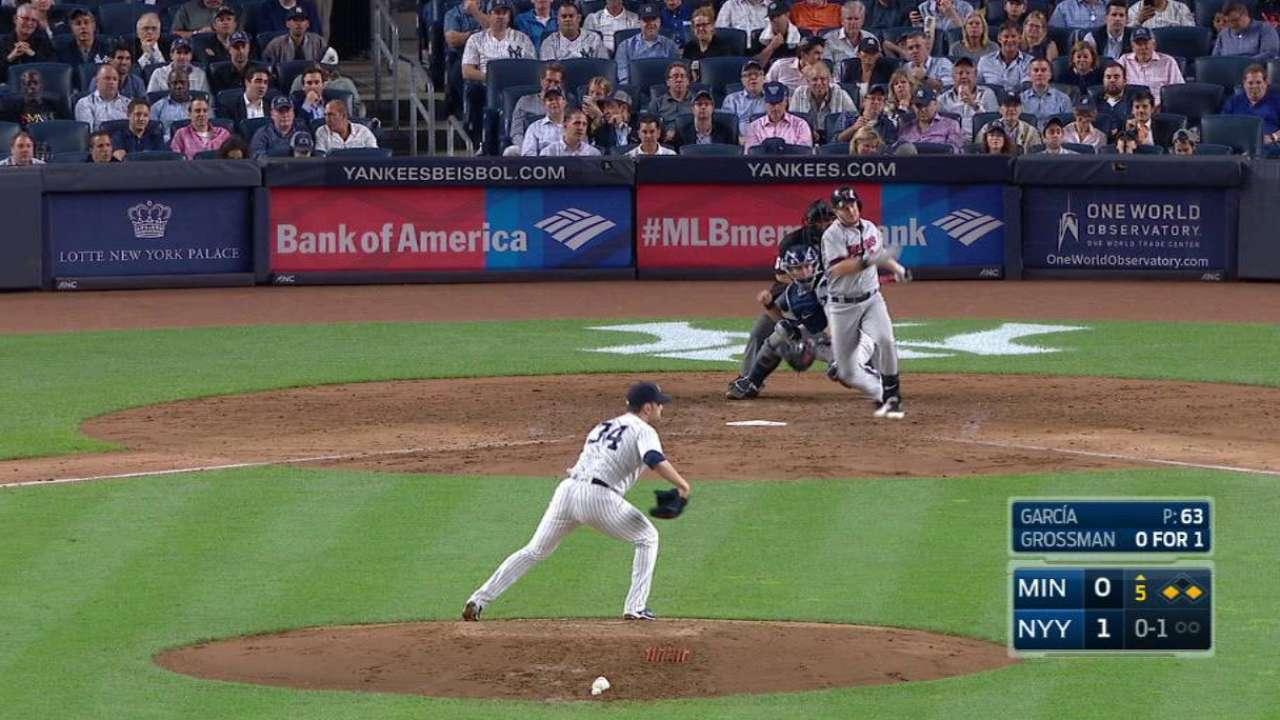 Twins drop Bronx opener as WC edge narrows