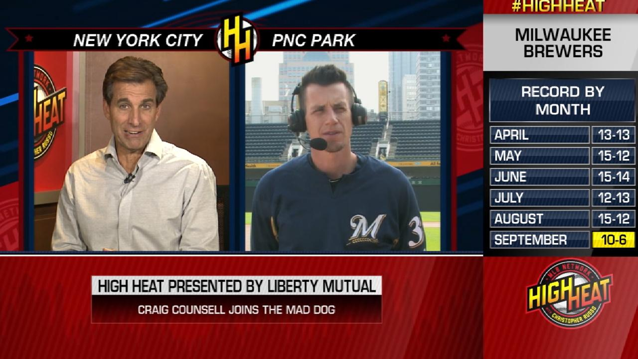 Counsell on his team's grit