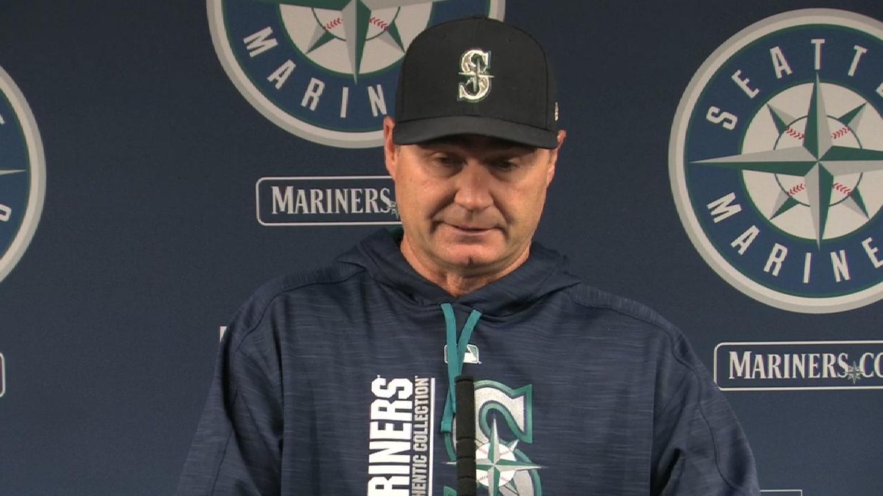 Servais on Leake's outing