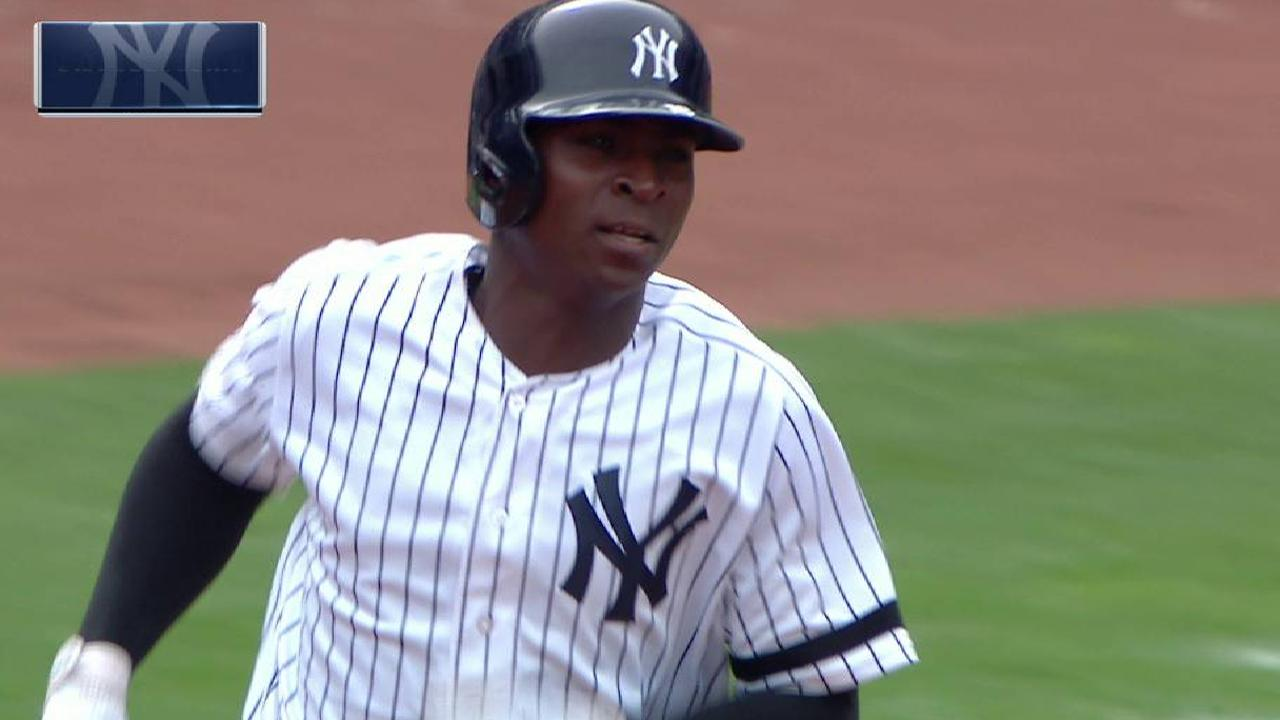 Didi out to find his place in Yanks' October lore