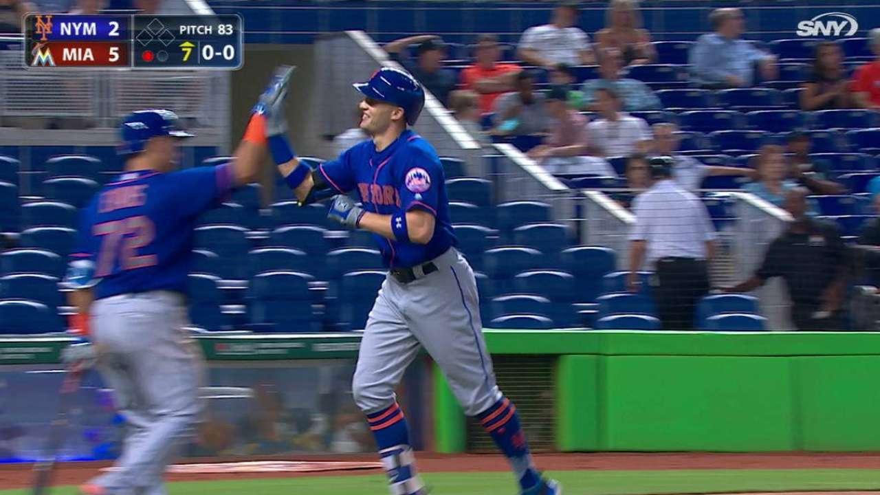 Nimmo's solo home run