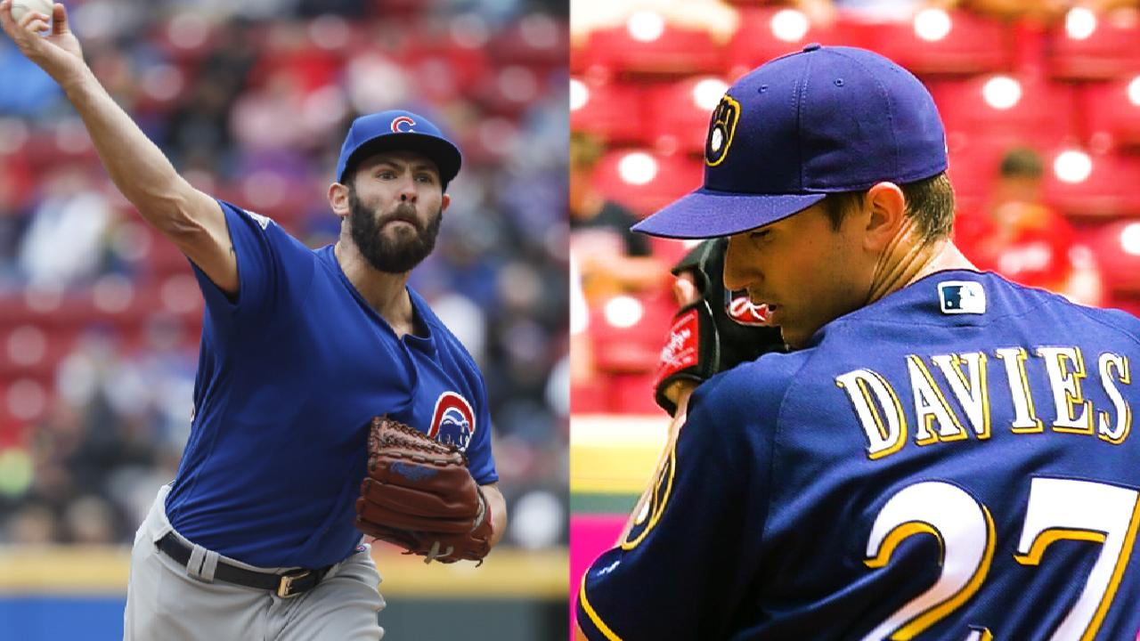 Cubs, Brewers to lay it all on the table in series