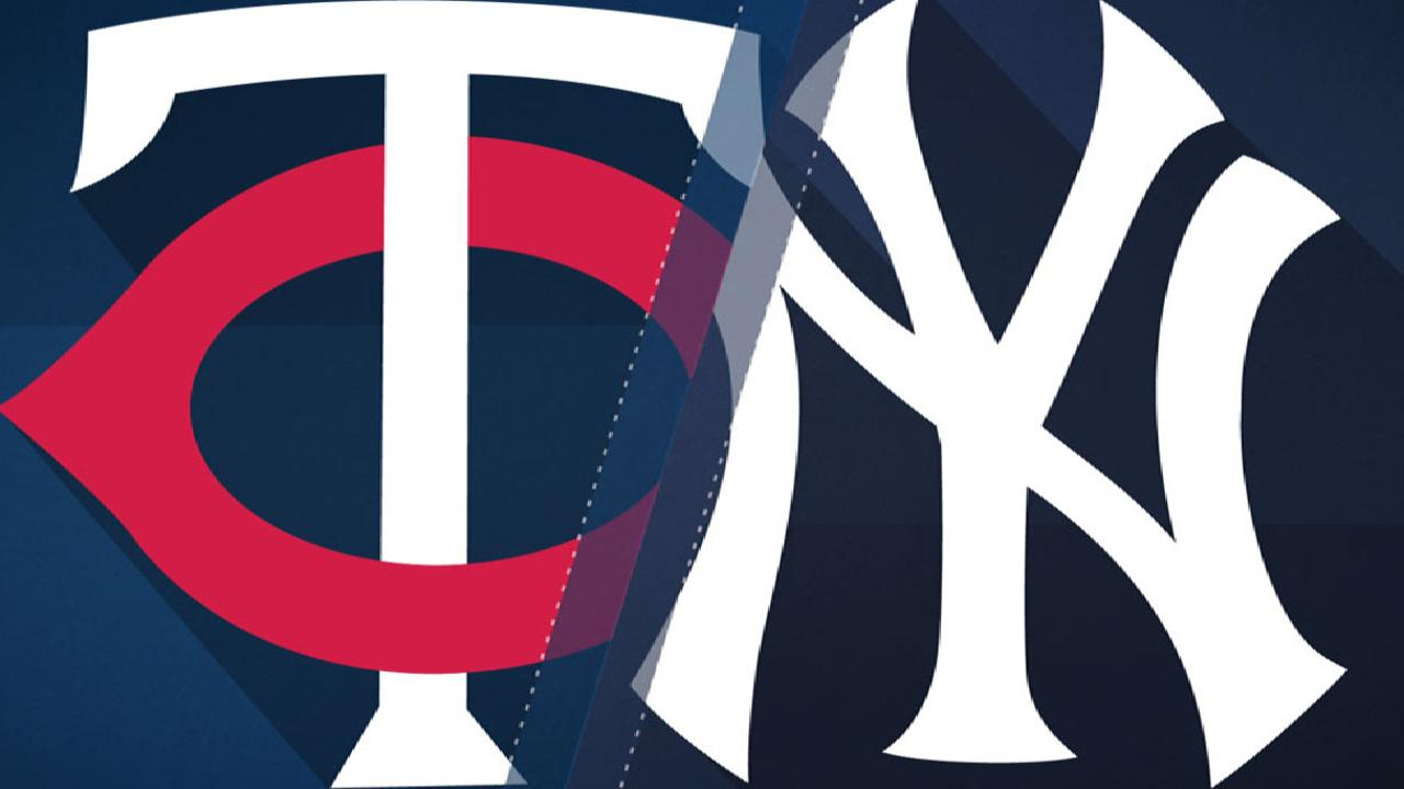 Yanks over Twins in WC Game? Not so fast