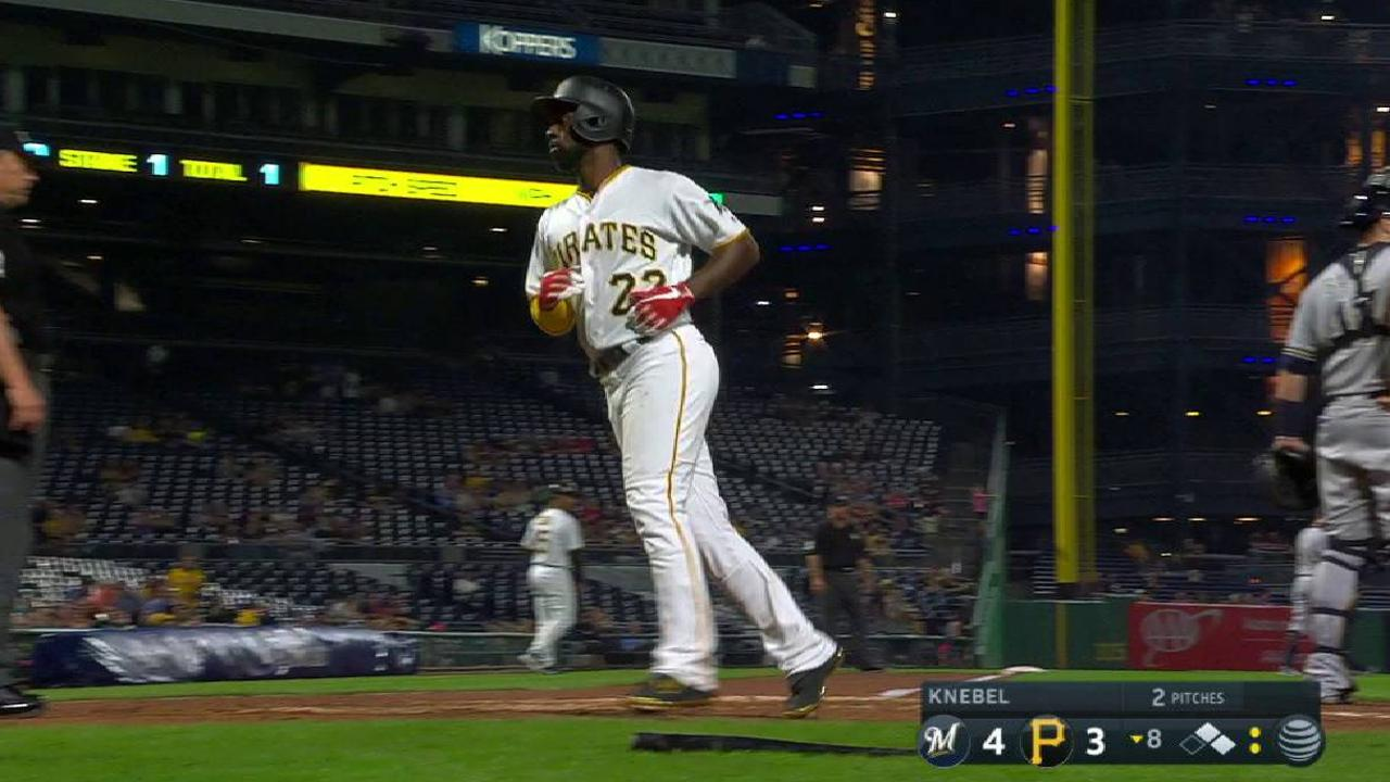 Cutch scores on error, ties game