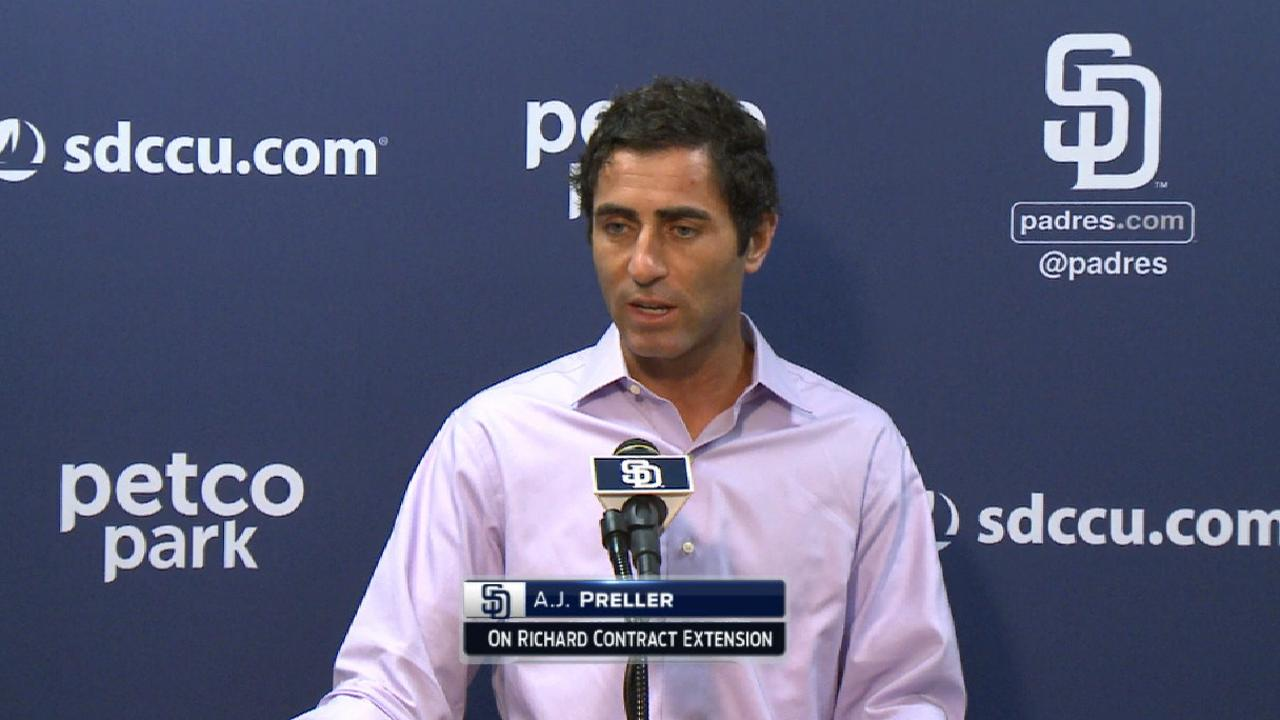 Preller on Richard's extension