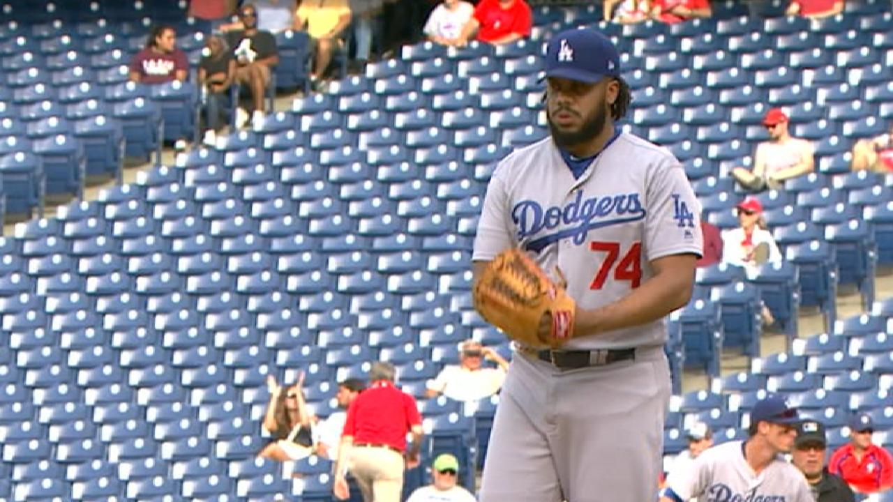 Jansen shuts the door