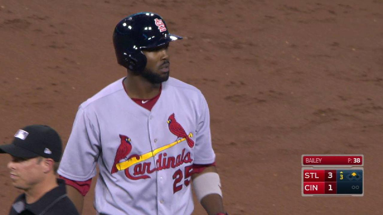 Fowler's two-run double