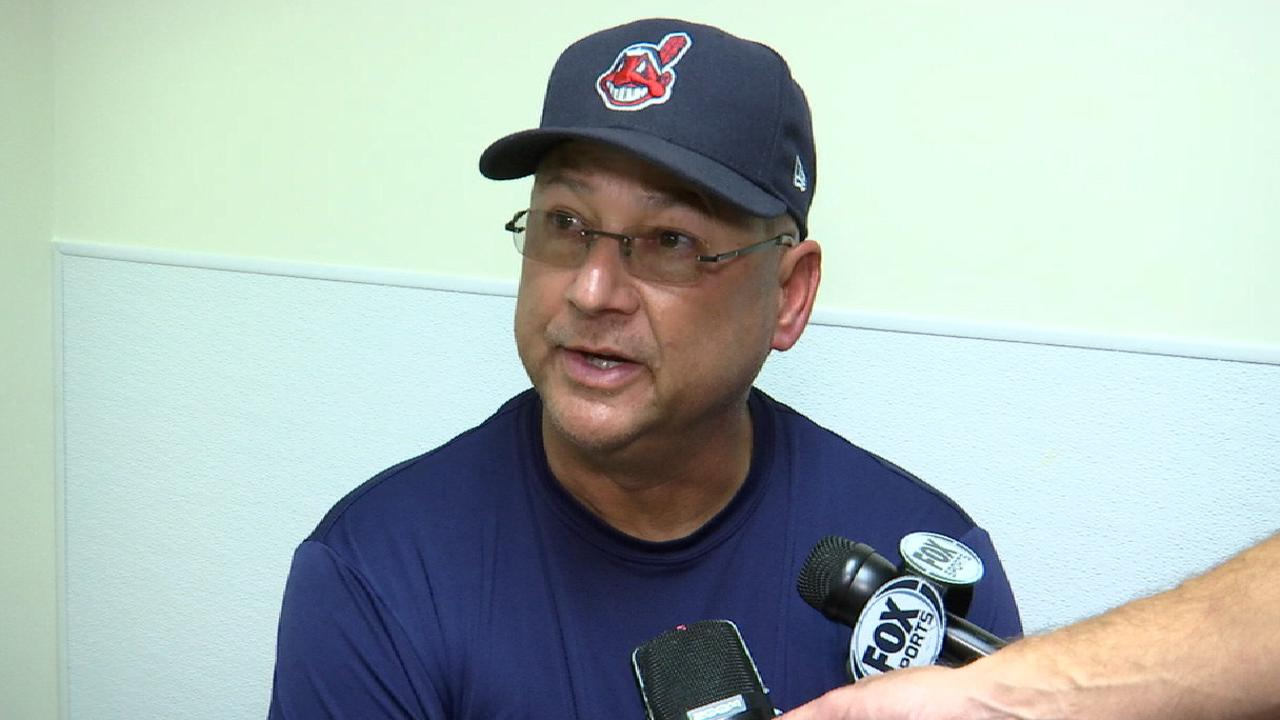 Francona on 4-1 win over Angels