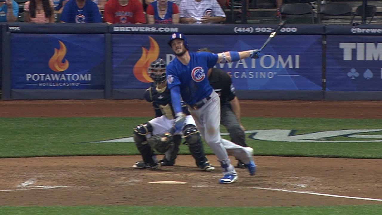 Bryant's go-ahead two-run homer