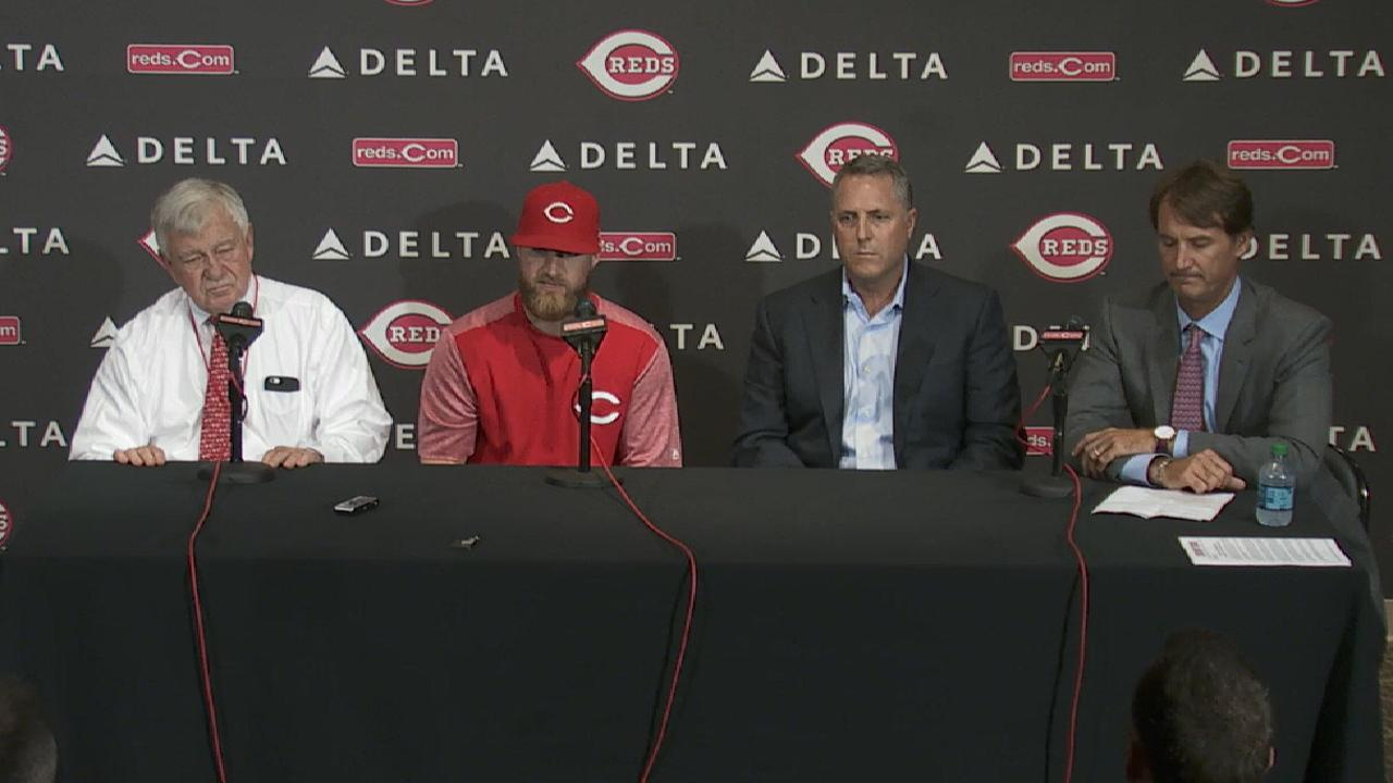 Reds on Barnhart's extension