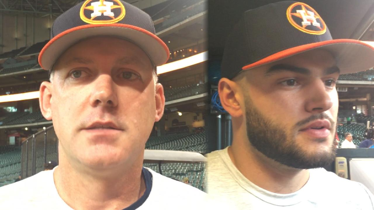 Hinch, McCullers Jr. on return