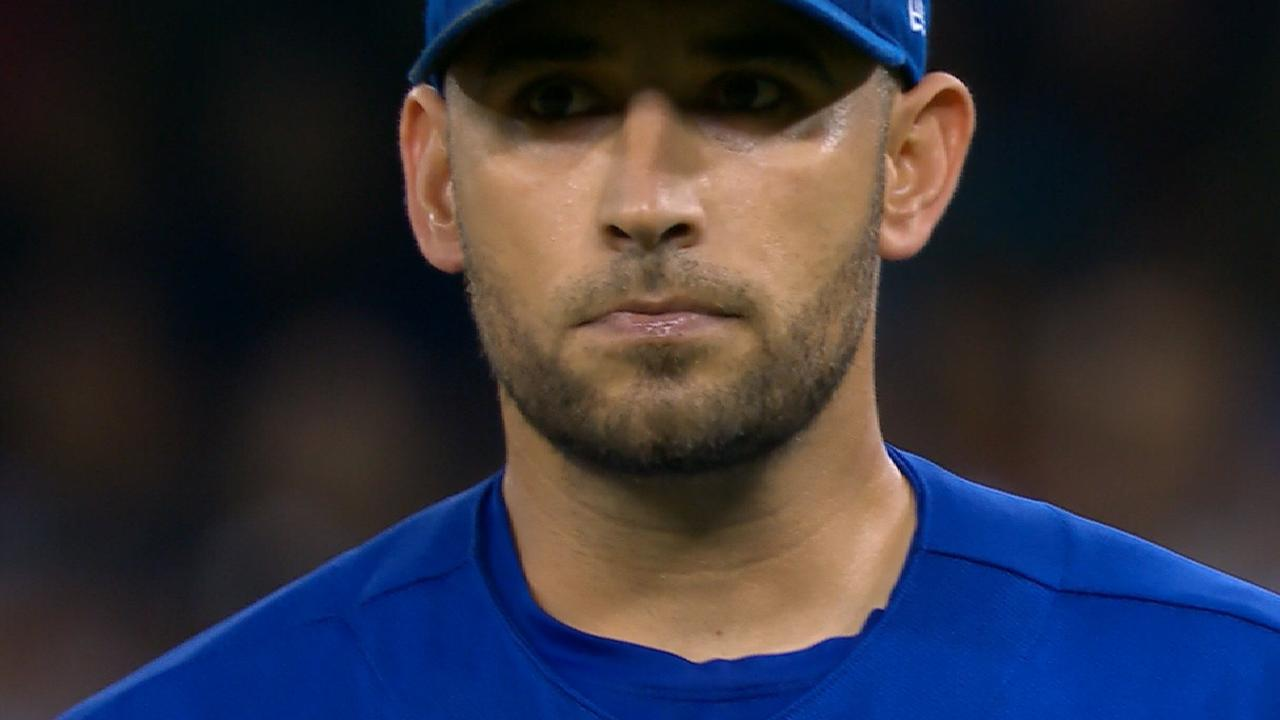 Estrada's lights-out performance