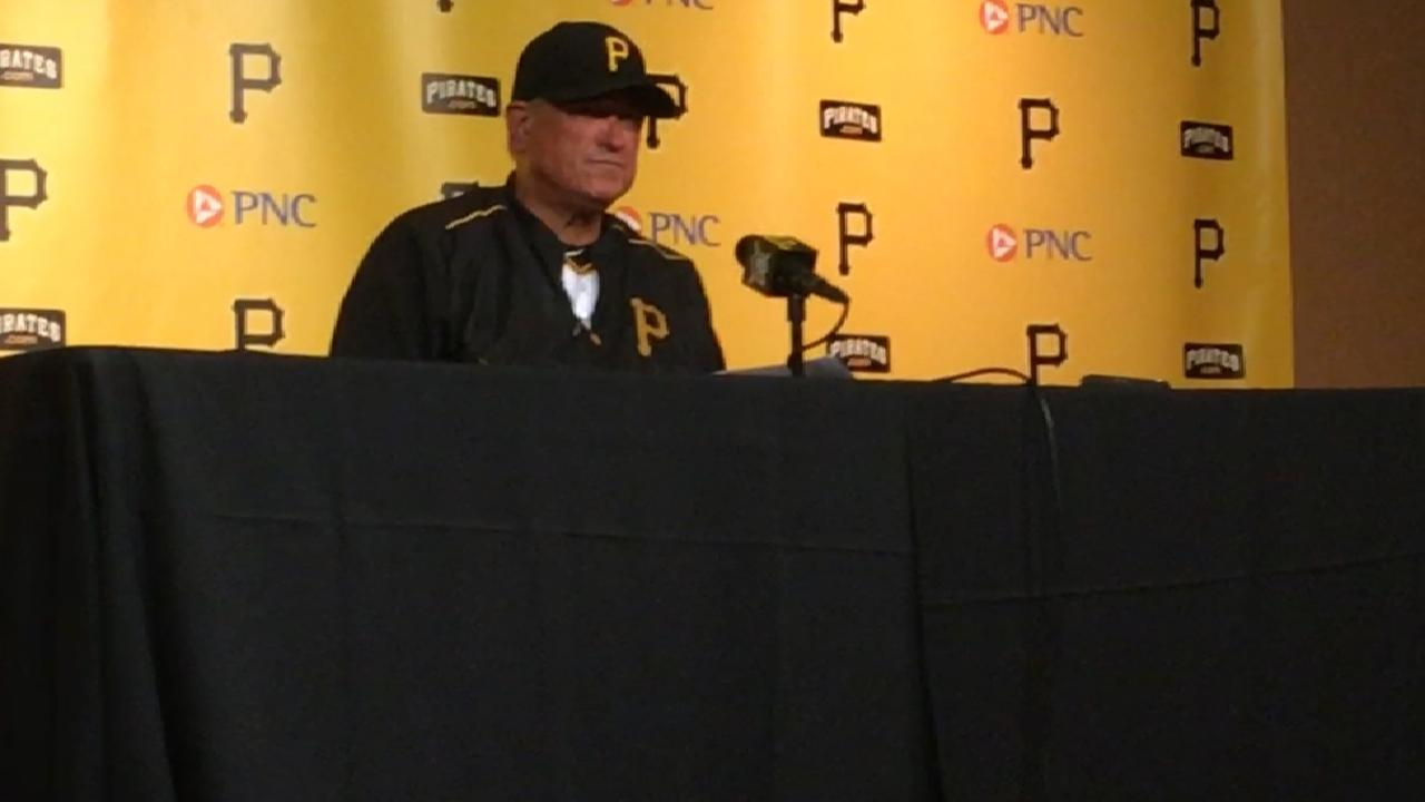 Hurdle on tough loss to Cards