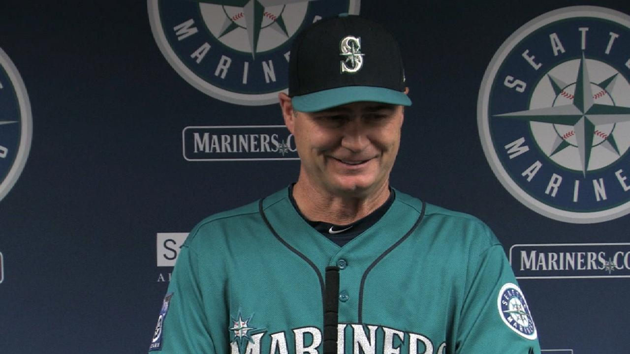 Servais on walk-off win