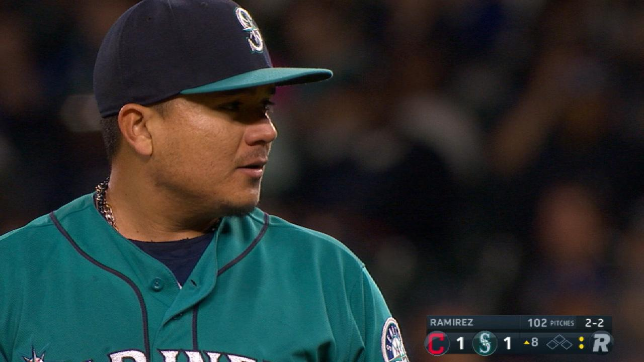 Erasmo breaks out with 10-K, 8-inning gem