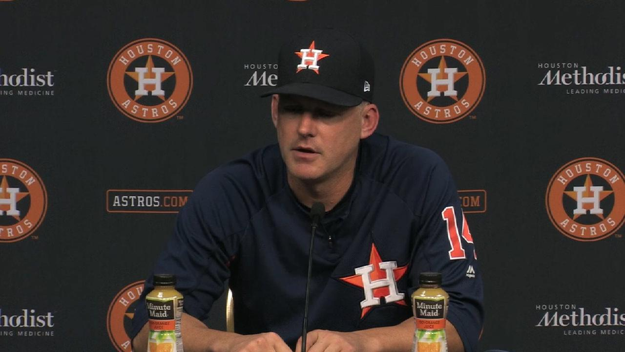 Hinch on 6-2 win
