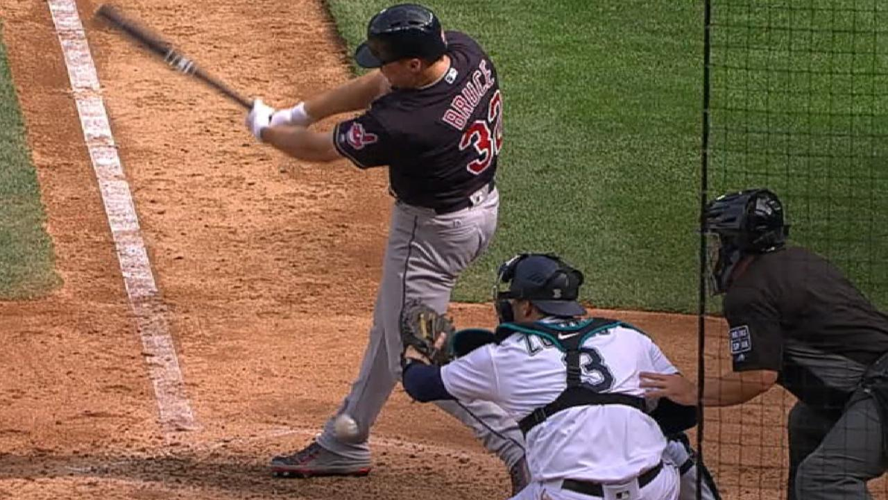 Indians broadcast on Bruce